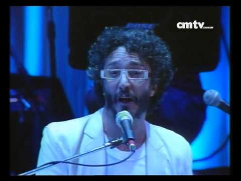Fito Páez video El centro de tu corazón - CM Vivo 2003