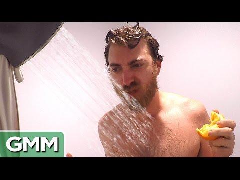 11 • E40___  _    Testing the Shower Orange Craze