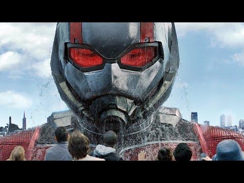 ANT-MAN AND THE WASP | Trailer #2 deutsch german [HD]