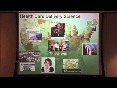 Why We Cant Wait: Aufbau eines Science of Health Care Delivery - Session 1