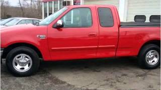 1999 Ford F-150 Used Cars Berlin CT