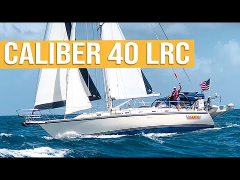 Is this World Cruiser Right for Us? Caliber 40 LRC | S05E04