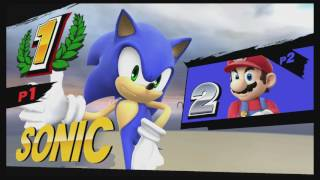 I replaced Sonic's victory theme with some other favorites from the series. Can you name them all?