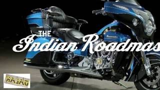 6. 2019 Indian Roadmaster Elite all new 2018