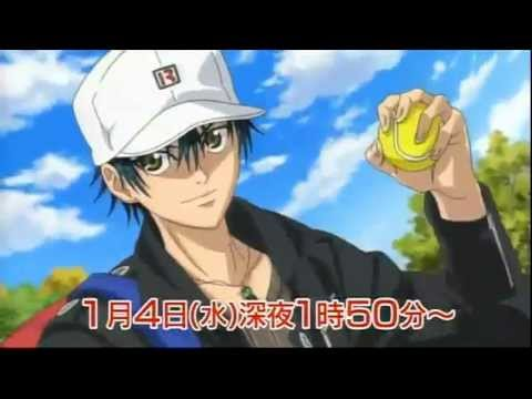 New Prince of Tennis PV