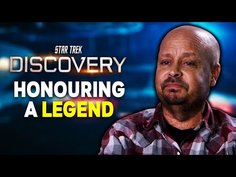 How Star Trek Discovery Honours a Legend! - Star Trek News