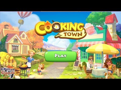 Cooking Town – Restaurant Chef ANDROID Gameplay