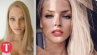 Video 10 Hot Instagram Stars Before Plastic Surgery MP3, 3GP, MP4, WEBM, AVI, FLV Juli 2018