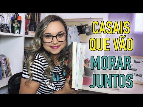CASAIS QUE VÃO MORAR JUNTOS