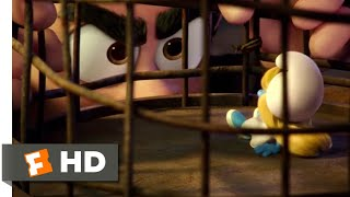 Nonton Smurfs: The Lost Village (2017) - What Are You Hiding? (3/10) | Movieclips Film Subtitle Indonesia Streaming Movie Download