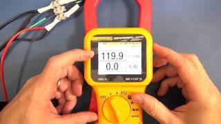 Fluke 345 Power Clamp Meter Review – Part 1