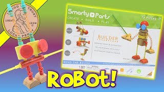 """Item provided by Blip Toys for reviewHere is a fun and unique building set that includes wood blocks of varying shapes and sizes, plastic parts & connectors, wheels & magnetic connectors.  You can build and shape anything you can imagine. I was easily able to build the sets they showed pictures of and then build my own unique designs.  Lucky Penny ThoughtsLPS-DaveLater!▶ About UsLucky Penny Shop is a family-friendly YouTube channel that features videos of kids food maker sets, slime, putty, new & vintage toys, games and candy & food from around the world! There are over 5500 videos!▶ Product InfoProduct Name HereVisit us online ▶ http://www.luckypennyshop.com/shop/▶ Watch More VideosFun Toys Kids Toy Products - Kids Toys - Maker Toy Sets - Playsets https://www.youtube.com/watch?v=wBNbp0sbFus&list=PL27_x9U5H26sW-rQwqVSH9Eoy6NhP5P4B&index=1Meet """"Skye"""" The Collectible Saddle Stars Horse - Horse Back Riding Fans! https://www.youtube.com/watch?v=30HoQe--QNwYummy Nummies Sweet Straws  Maker - Mini Kitchen Magic Kids Candy Sethttps://www.youtube.com/watch?v=lm6LMEI7KDASquinkies 'Do Drops Collector Pack Mystery Huts - They Glow! - Blip Toyshttps://www.youtube.com/watch?v=pLNr9iZvd1w▶ Follow UsTWITTER  http://twitter.com/luckypennyshop FACEBOOK  http://www.facebook.com/LuckyPennyShopINSTAGRAM  http://instagram.com/LuckyPennyShopGOOGLE+  https://plus.google.com/+luckypennyshopPINTEREST  http://www.pinterest.com/luckypennyshop/LPS WEBSITE  http://www.luckypennyshop.com/Sound Effects by http://audiomicro.com/sound-effectsThis video is not intended as an endorsement of the product shown. We were not paid or provided other non-monetary advantages or incentives to show this product."""