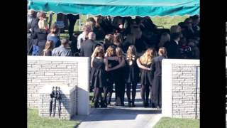 Paul Walker Funeral Latest Video - Private Funeral Held For Paul Walker