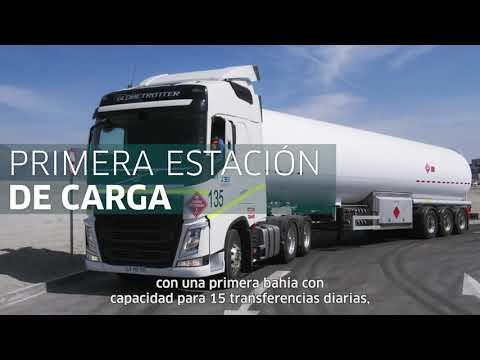 Inauguración del Truck Loading Station de GNLM