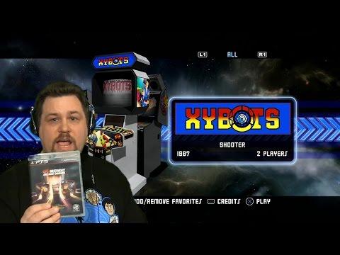 Xybots - Midway Arcade Origins (Part 31/31) (PS3) - Croooow Plays