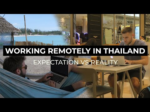 Working Remotely in Thailand (Chiang Mai)