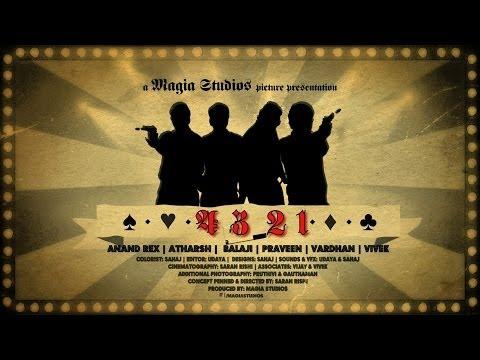 4321  (neo noir) - Short Film short film