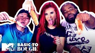 We Got Crabs! 🦀 Ft. Justina Valentine   Basic to Bougie Season 2   MTV