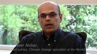 Sameer Akbar, Senior Environment Specialist at the World Bank, talks about his report on cookstoves.