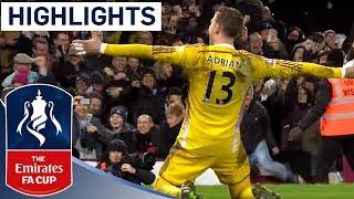 Video Full Shootout - West Ham 2-2 (9-8 Pen) Everton (2014/15 FA Cup R3) | Goals & Highlights MP3, 3GP, MP4, WEBM, AVI, FLV Agustus 2019