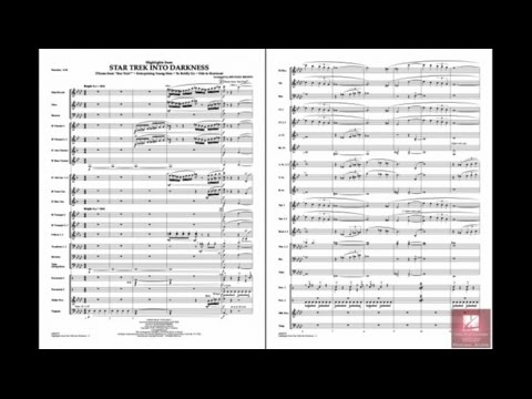 Highlights from Star Trek Into Darkness by Giacchino/arr. Brown