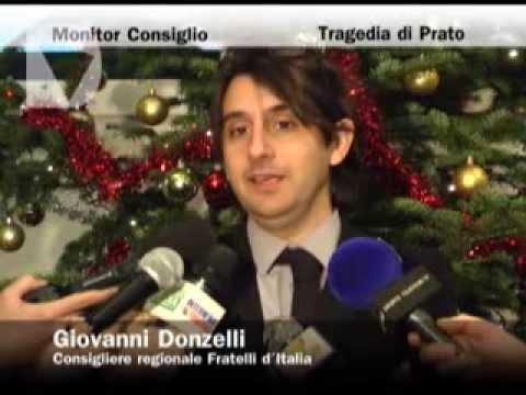 Tragedia di Prato.