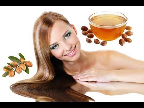 Аргановое масло для волос в домашних условиях