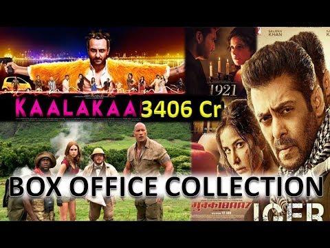 Box Office Collection Of Kaalakaandi, Tiger Zinda Hai, 1921, Mukkabaaz etc 2018