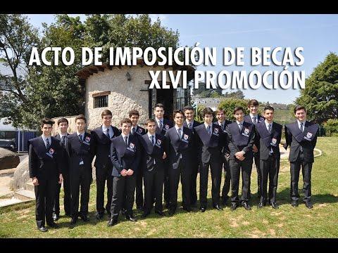 Acto de Imposición de Becas de la XLVI Promoción