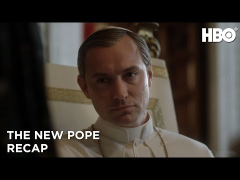 The New Pope | The Seven Deadly Sins of The Young Pope (Recap) | HBO