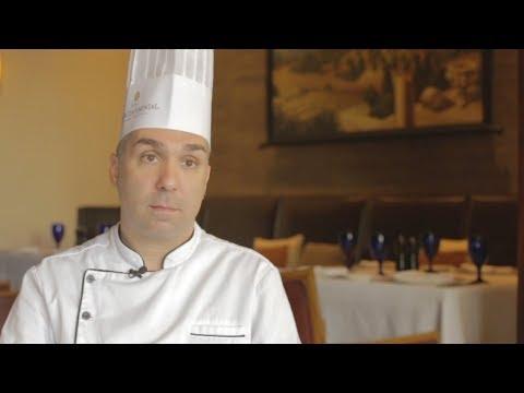 Food & Fashion: Giulio Caccamo, chef Restaurante Pimento