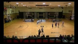 RHS Freshman Boys Basketball vs Southwood