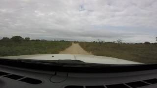 Zitundo Mozambique  city photo : Mahindra Scorpio in Mozambique - GOPRO 1080P