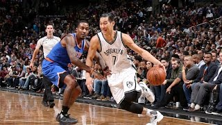 Jeremy Lin Scores 24 Points Against Knicks by NBA