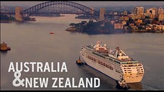 Australia & New Zealand Cruises Video