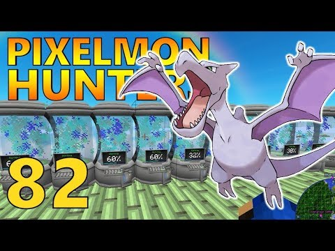 [82] Fossil Mania!!! Tangela Troubles! (Pixelmon Reforged Gameplay S2)