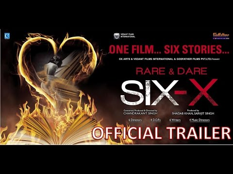Six X Official Trailer Sofia Hayat Ashmit Patel