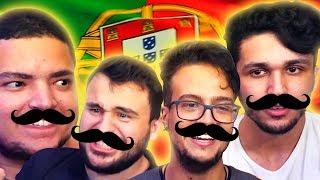 Voltamos a jogar Mario Kart 8 Deluxe no Nintendo Switch. com o mesmo festival de imitações ruins de portugueses e piadas jocosas Tivemos a visita do amigo ...