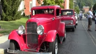 Rogersville (TN) United States  city photos : Rogersville Main Street Cruise-In (Our Tennessee TV)