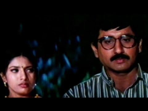 Swarnamukhi Movie || Suman Want to See Sangavi Happy Love Scene || Suman, Sai Kumar, Sangavi