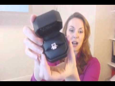 Amazing Simulated Diamond Ring Review! The best imitation diamonds in the world!