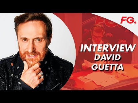 David Guetta Interview a l'occasion de la sortie du Single 2U avec Justin Bieber