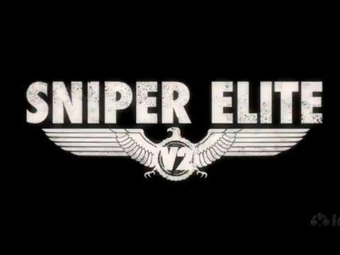 трейлер Sniper Elite V2