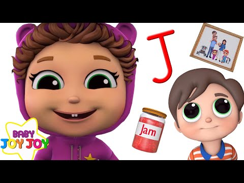 Phonics Letter J | Learn to Read