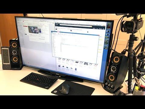 Philips BDM4065UC 4K UHD Monitor mit 40 Zoll im ausführlichen Test