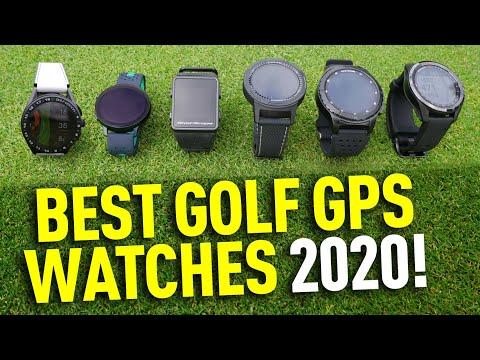 BEST GOLF GPS WATCHES 2020!