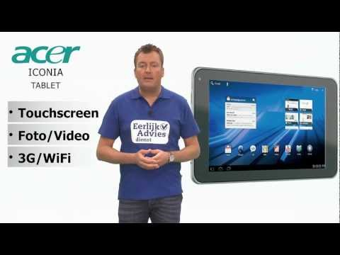 Acer tablet