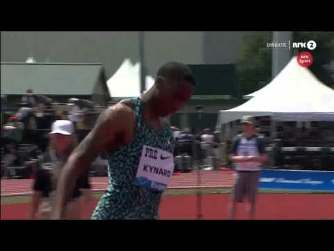 2.35 Erik Kynard Diamond league EUGENE 2015
