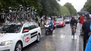 Meudon France  City new picture : Tour de France 2015 Last Day Meudon