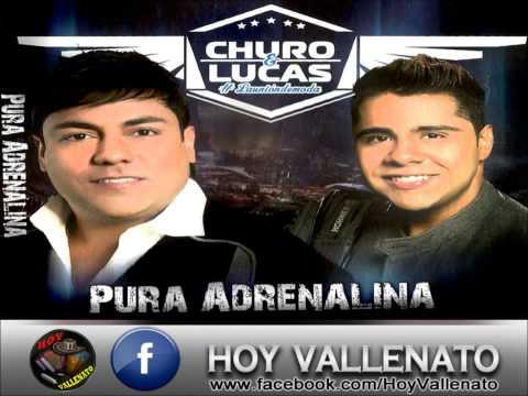 vallenatos nuevos 2012 - Facebook: http://www.facebook.com/HoyVallenato ◅◅(Me Gusta) Descargar/Download: Pura Adrenalina - Churo Diaz & Lucas Dangond (2012) http://bit.ly/TX7j6a Offi...